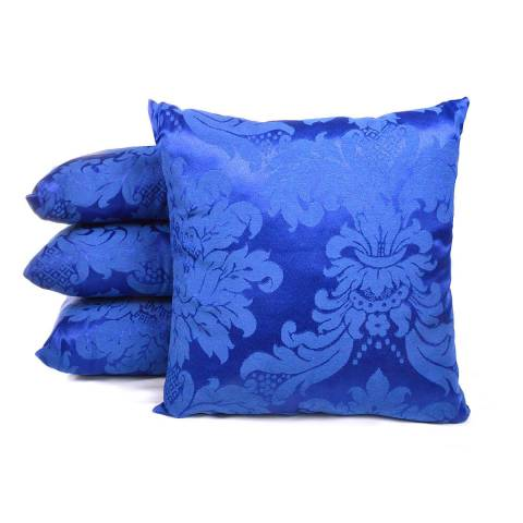 Kit de Almofada Azul Laguna 45cm x 45cm